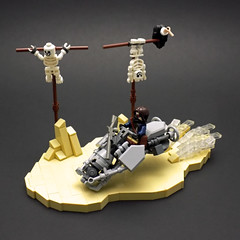 Rusty's Ingot Speederbike by cmaddison