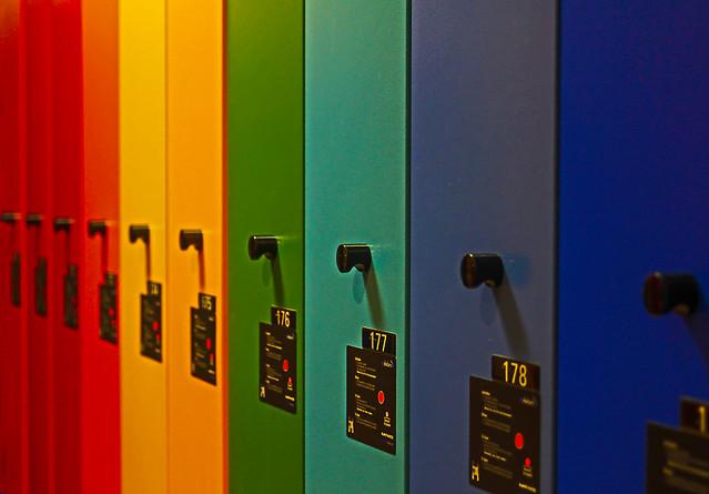 Rainbow Locker