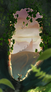 Moss Mobile Wallpaper | by PlayStation.Blog