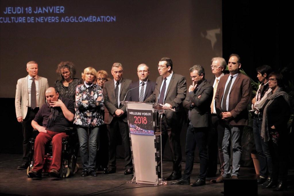 2018-01-18 DG Joël Fournié Voeux aux agents municipaux (5)