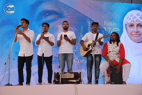 English devotional song by by Rahul Malviya and Saathi from Borivali