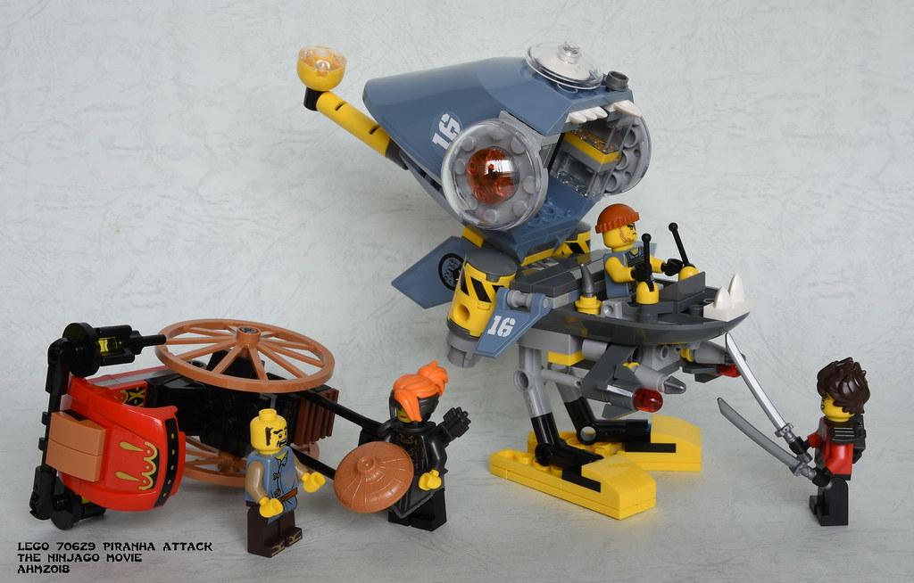 LEGO 70629 Piranha Attack | LEGO 70629 Piranha Attack The NI… | Flickr
