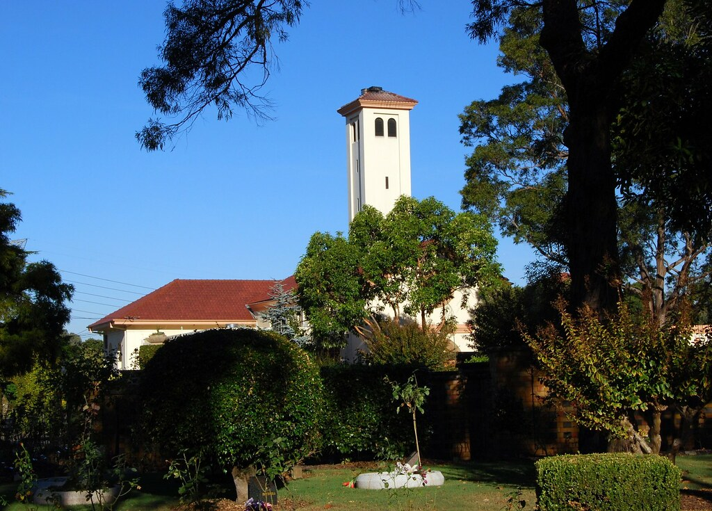 Rookwood Crematorium, Rookwood Cemetery, Rookwood, Sydney, NSW