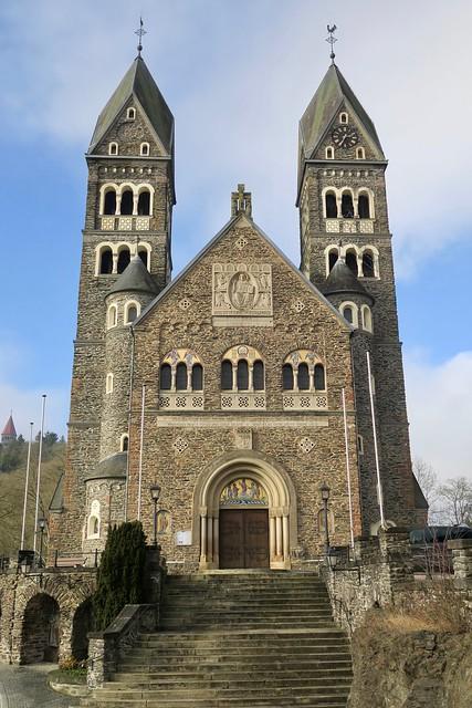 Clervaux-Eglise St-Côme et St-Damien