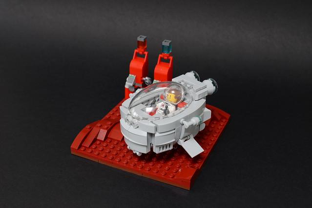 Lego Moments in Space - atana studio