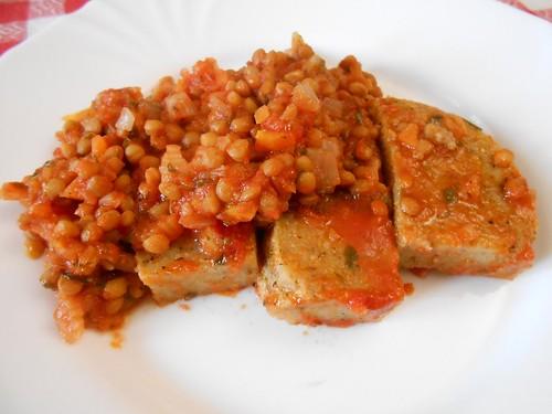 Ragù lenticchie  0001   by cheffina2012
