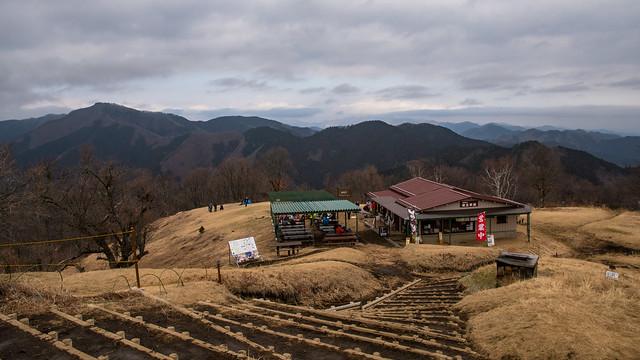 Mt. Jinba(陣馬山)Peak#1