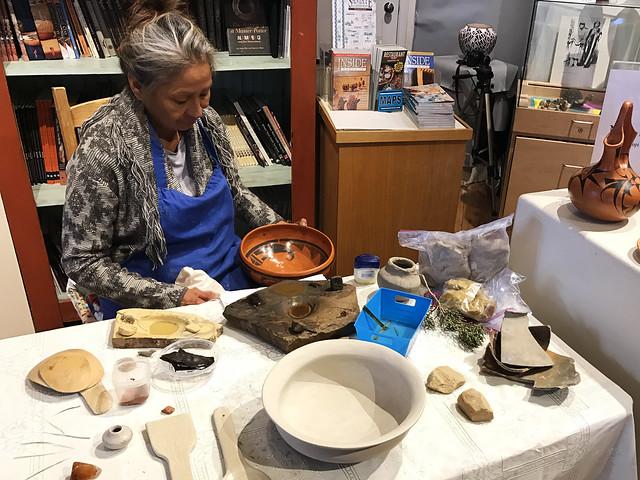 Hopi Pueblo Pottery, Santa Fe