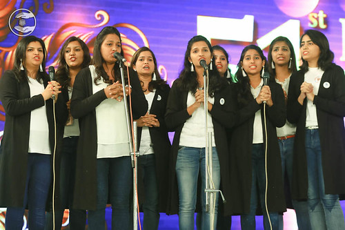 English devotional song by Divya and Saathi from Mumbai