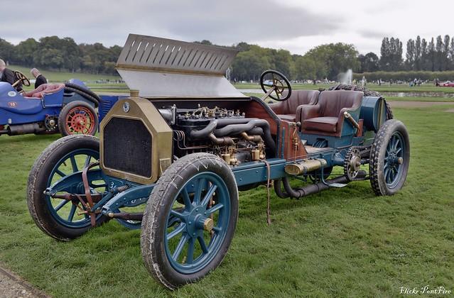1908 Berliet course