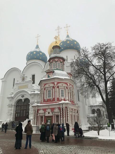 Sergiev Posad Russia