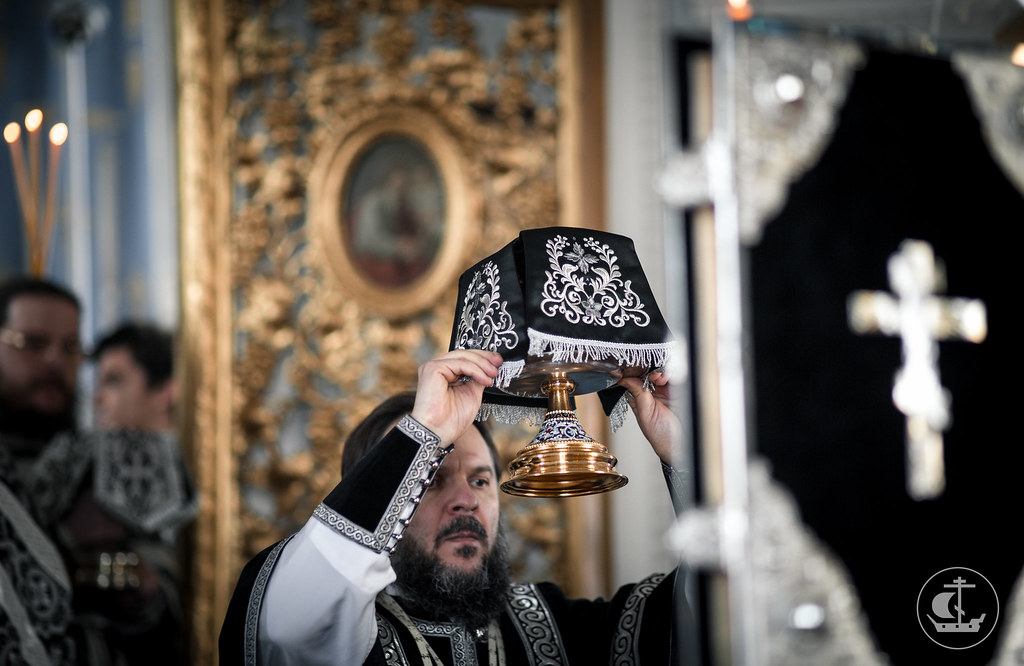 23 февраля 2018, Пятница Первой седмицы Великого поста / 23 February 2018, Friday of the 1st Week of Great Lent