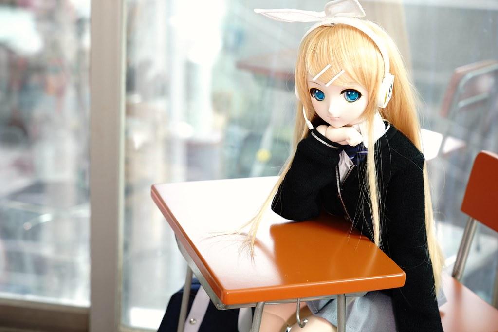#dollfiedream #dollphotography #dollstagram #doll #bjd #dd #dds #volksdoll #volksdd #vocaloid #鏡音リン #rin #鏡音鈴 #鏡音 #dds鏡音リン