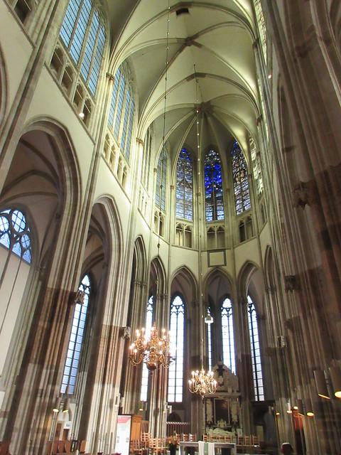 Apse of Utrecht Cathedral, Netherlands