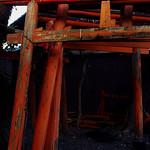 徳吉稲荷神社参道 2