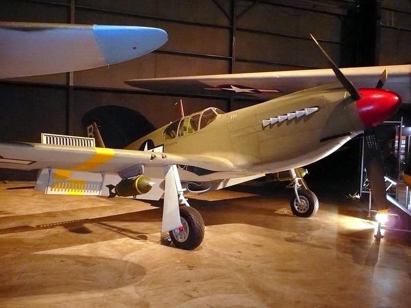 北アメリカのA-36A Apache1
