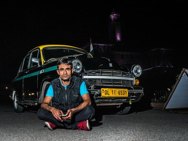 My New Delhi taxi guide