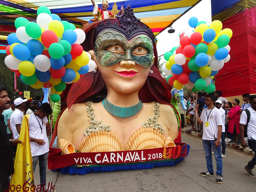 Goa Carnival in India   List of festivals in India
