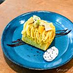 甜薯泥甘藷戚風蛋糕