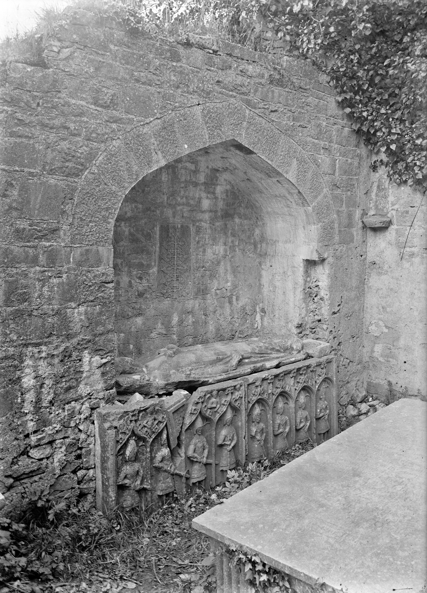 The Tomb of King Connor, Roscommon, Co. Roscommon