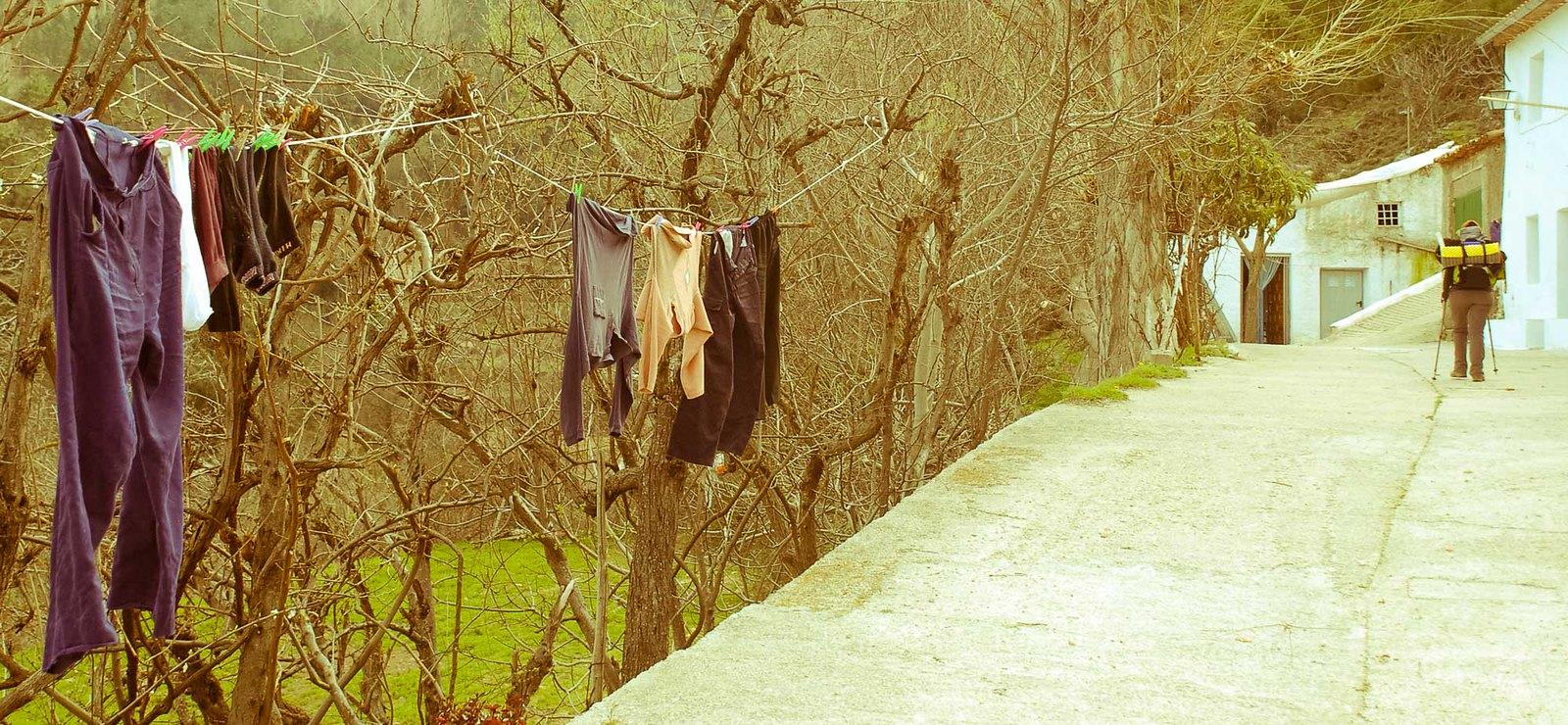 La ropa de los serranos
