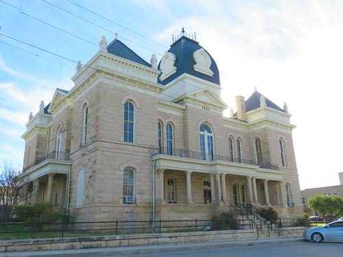 courthouse stone architecturaldetails architecture smalltown ozona texas
