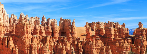 The typical in View if you hike down into Bryce Canyon   by LarsGerritS