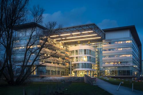 Uithof Utrecht - David de Wied gebouw