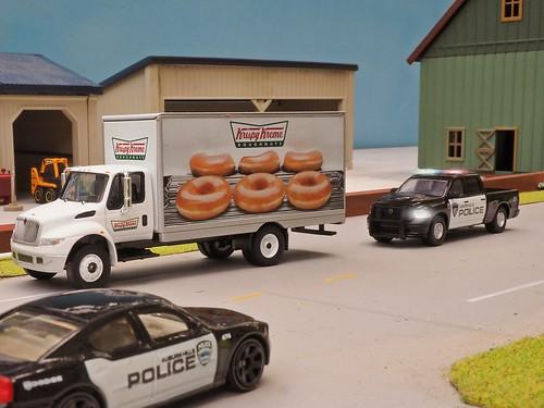 Krispy Kreme Crackdown in Auburn Hills Photo