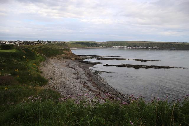 The coast at Thurso