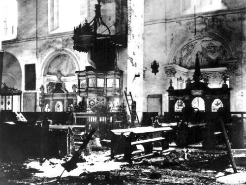 interior de la catedral de lubeck