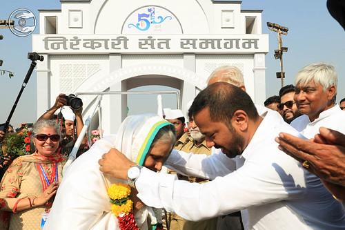 Welcome by Virendra Bamne, Convener Maharashtra Samagam Committee