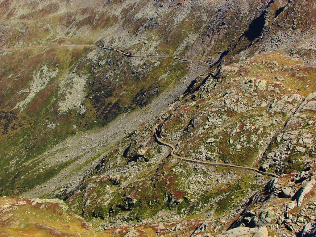 Vallo Alpino: le postazioni dei Tredici Laghi (Prali)