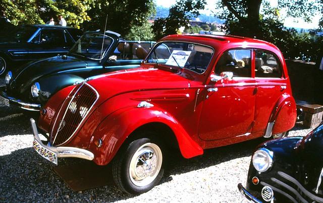 Peugeot 302  1937-1938