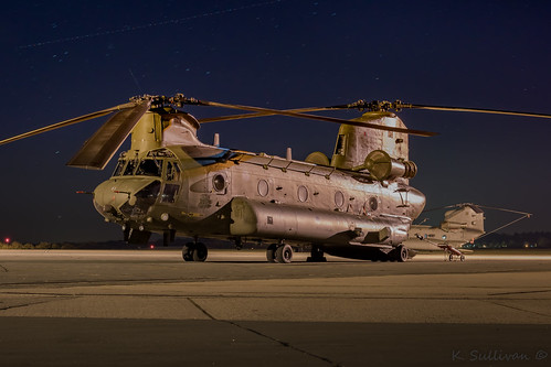 ZH893 RAF Boeing CH-47-HC.6A Ramp night (1 of 1) | by A380_sully