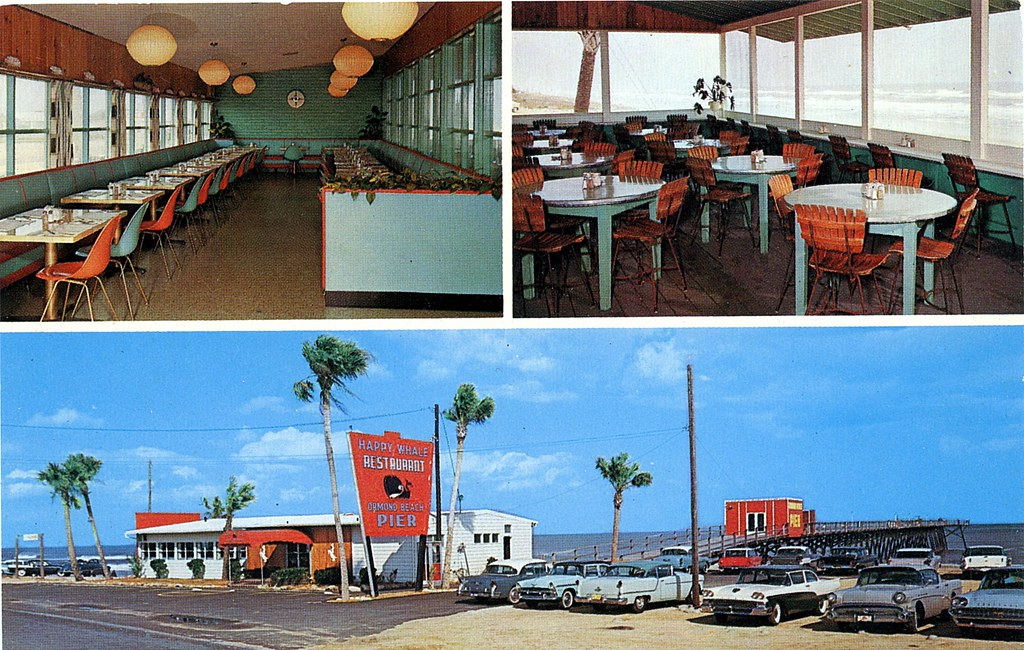 The Happy Whale Restaurant Ormond Beach Florida Swellmap