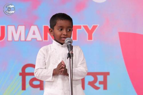 Master Ronak Nirmal from Virar, expresses his views