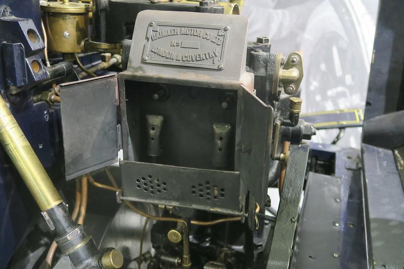 British Motor Museum Main Collection