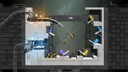 Bridge Constructor Portal for PS4 | by PlayStation.Blog