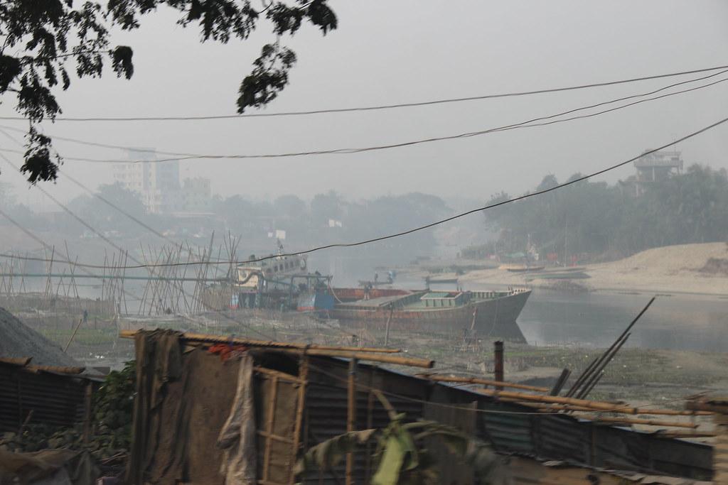 Bangladesh Bulk Carrier Boat
