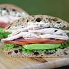 Roasted Turkey Sandwich with Avocado by ingallinas