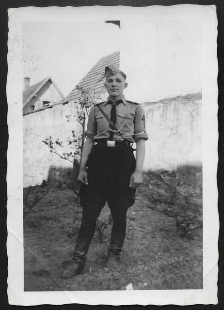 Archiv O846 Hitlerjunge,