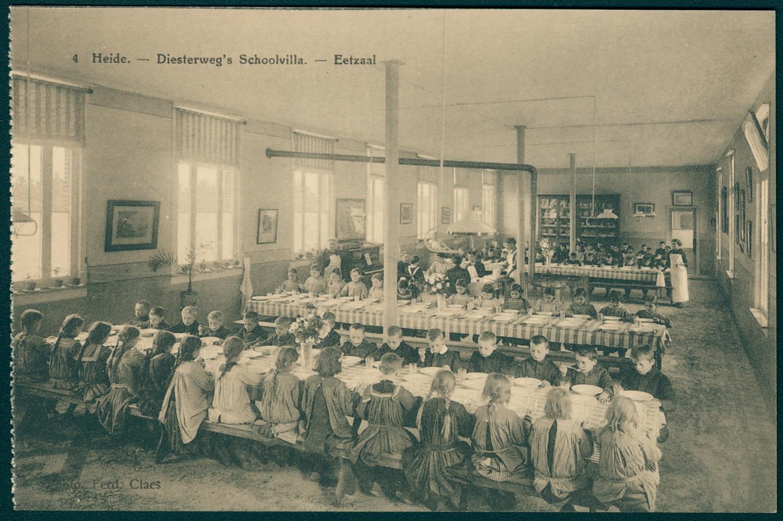 Openluchtschool van Diesterweg's Hulpkas | Open-air school from Diesterweg's Hulpkas