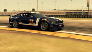Ford Mustang 302R The Roar Before Rolex 24 | by Majki_Majk