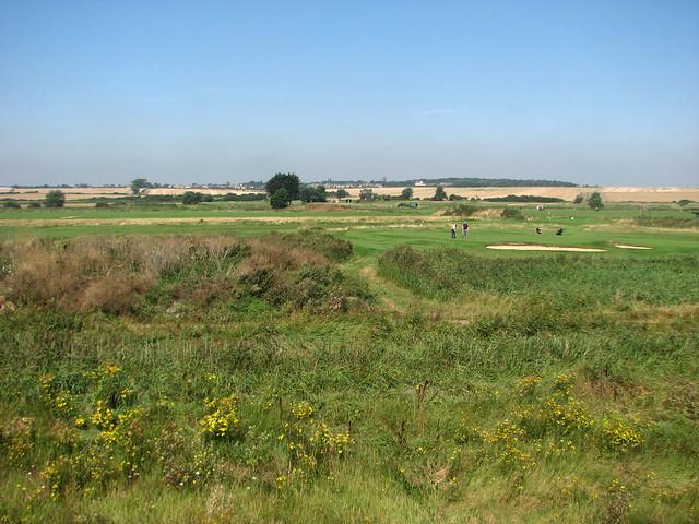 Frinton golf course