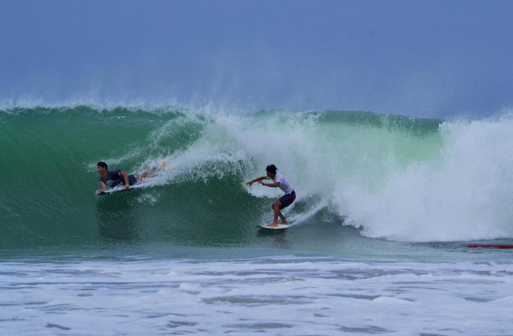 Surf y Bodyboard en San Mateo-Manabi
