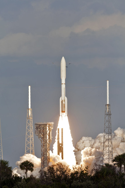 GOES-S Lifts Off