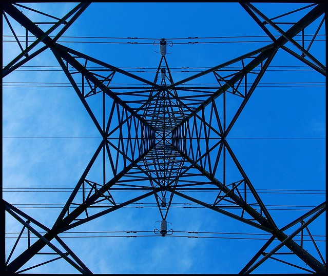 pylon ..always look up..