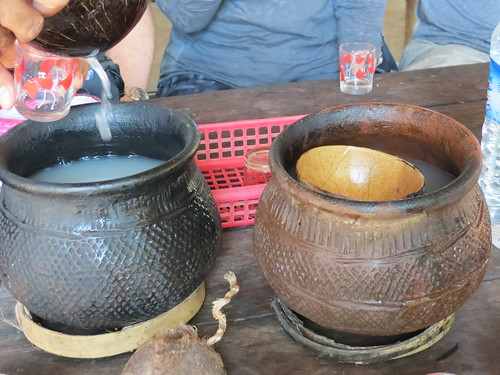 Bagan - making palm wine