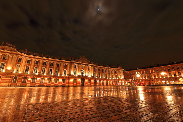 Fullmoon at Capitole